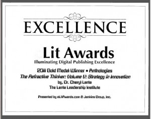 2011 eLit Award RT Vol V